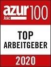 cms azur100 top arbeitgeber 2020